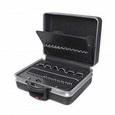 Чемодан PROTECTION XL без колёс для инструментов с 58 карманами (без инструментов) Bernstein 7015 OR