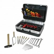 Набор инструментов BASIC в чемодане PERFORMANCE (48 предметов) Bernstein 5000 BAS