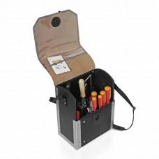 Кожаная сумка на плечо с набором инструментов (37 предметов) Bernstein 5750