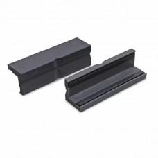 Сменные зажимные губки для тисков серые с магнитом 125 мм (2 штуки) Bernstein 9-900-S1125