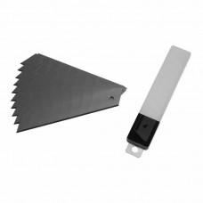 Сменные лезвия для ножа BS 5-517 (10 штук) Bernstein 5-518