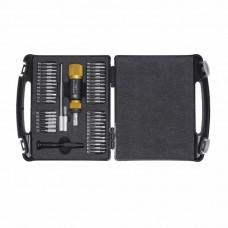 Набор из 46 инструментов в пластиковом чемодане Bernstein 4-930