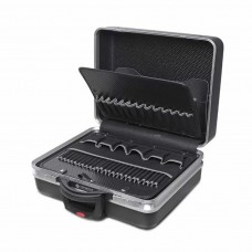 Чемодан PROTECTION XL на колёсах для инструментов с 58 карманами (без инструментов) Bernstein 7015