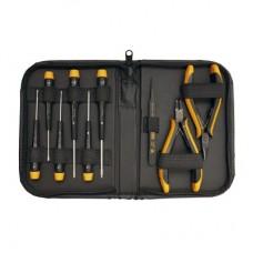 Инструментальный набор антистатических инструментов Bernstein 2250 CARAT из 9 позиций