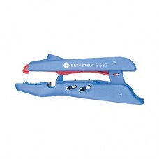 Универсальный стриппер и кримпер Bernstein 5-532 для кабелей 0,5 - 6 мм2