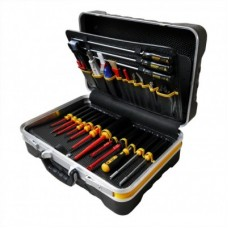 Набор специализированного инструмента Bernstein 6700 R TELEDATA из 80 предметов, на роликах