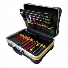 Специализированный набор инструментов Bernstein 6750 SECURITY в кейсе на роликах