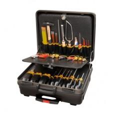 """Сервис-набор для работы с электроникой Bernstein 7200 """"Compact Mobil"""" из 31 предмета (Вариант 7030, 7040, 7050)"""